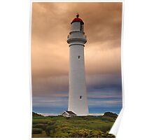 Split Point Lighthouse Poster