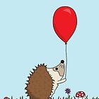 Spike the Hedgehog by Zombride
