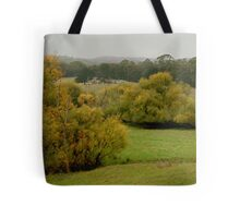 Autumn Rain, Otway Ranges,Forrest,Victoria Tote Bag