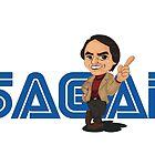 Sagan Logo by Zombride