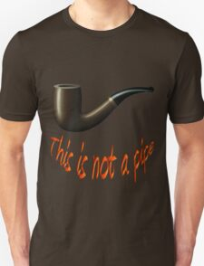 This Is Not A Pipe! T-Shirt