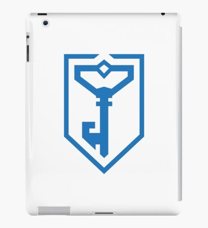 Resistance Key iPad Case/Skin