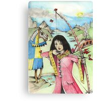 The Arrows Of Love Canvas Print