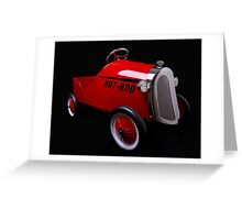 Hot Rod! Greeting Card
