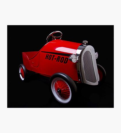 Hot Rod! Photographic Print