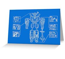 Universe Sold Separately Greeting Card