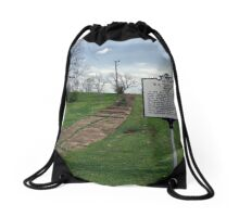 The Steps Drawstring Bag