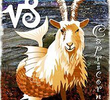Capricorn by Daniel Loveday