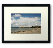 Penrhos Beach II, Holyhead, Wales Framed Print
