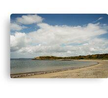 Penrhos Beach II, Holyhead, Wales Canvas Print