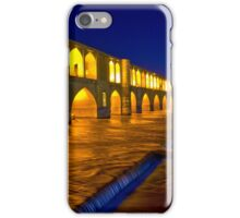 Si-o-Seh Pol - From The Other Side - Esfahan - Iran iPhone Case/Skin