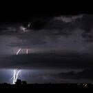 Front Yard UFO by Dennis Jones - CameraView