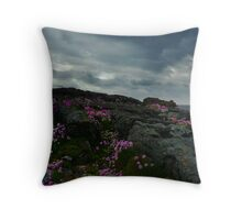 The Burren, Ireland Throw Pillow