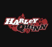 Harley Quinn Comic book Logo Kids Clothes