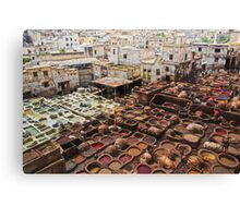 the tanneries  Canvas Print