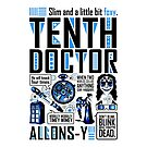 The Tenth Doctor by Jacqui Frank