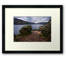 Ennerdale Lake Framed Print