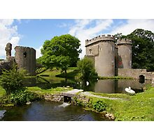 Whittington Castle Photographic Print