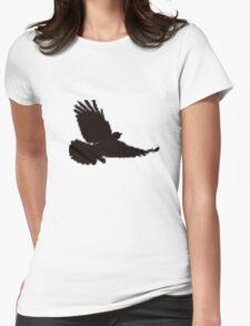 The Eagle Womens Fitted T-Shirt