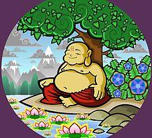buddha_under_tree by deezy