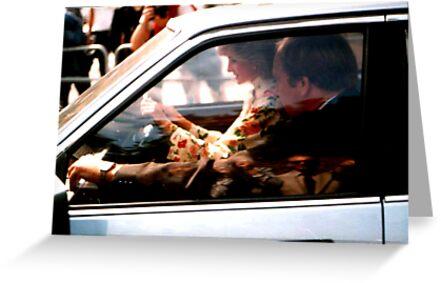 Diana, Princess of Wales by Lynn Ede