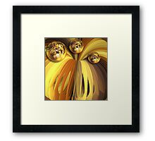Toys and tricks Framed Print