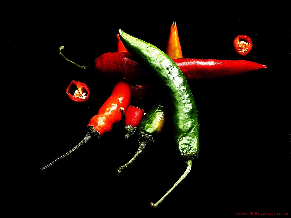Hot and Spicy by sbland