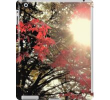 Blood Leaves iPad Case/Skin