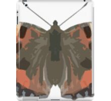 Cute Butterfly Print Design iPad Case/Skin