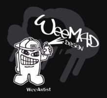 WeeArtist T-shirt by WeeMad
