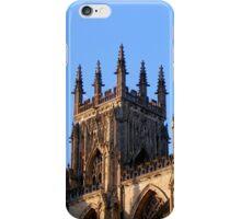 York's Minster detail  iPhone Case/Skin