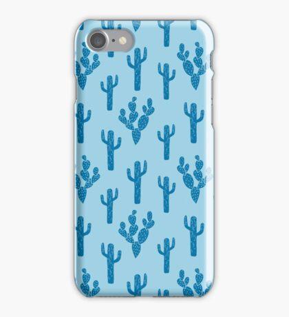 Cactus by Andrea Lauren  iPhone Case/Skin