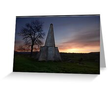 Folly at West Burton (Yorkshire Dales) Greeting Card