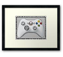 Sailor Moon Xbox Controller Framed Print