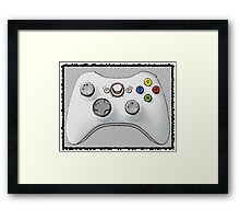 Sailor Moon Xbox Controller Framed Print