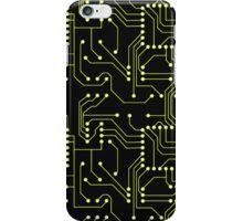 Circuitry Darker iPhone Case/Skin