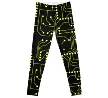 Circuitry Darker Leggings