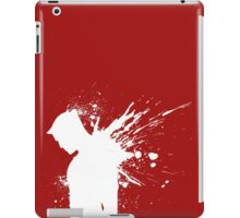 Devil in a Snowstorm iPad Case/Skin