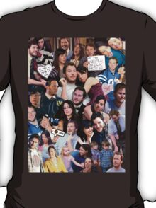 April and Andy - Parks and Recreation T-Shirt