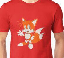 Minimalist Tails 3 Unisex T-Shirt