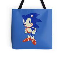 Minimalist Sonic 10 Tote Bag
