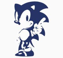Minimalist Sonic 9 T-Shirt