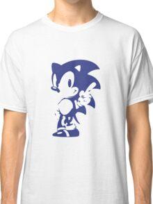Minimalist Sonic 9 Classic T-Shirt