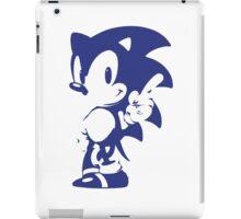 Minimalist Sonic 9 iPad Case/Skin