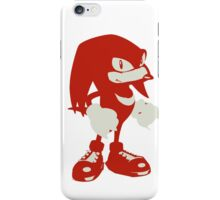 Minimalist Knuckles iPhone Case/Skin