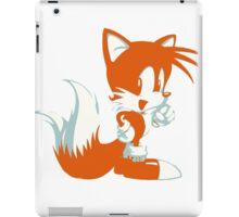 Minimalist Tails 2 iPad Case/Skin