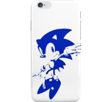 Minimalist Sonic 7 iPhone Case/Skin