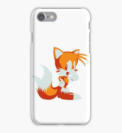 Minimalist Tails iPhone Case/Skin