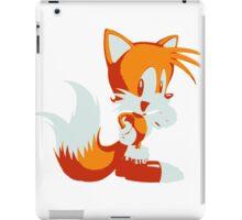 Minimalist Tails iPad Case/Skin