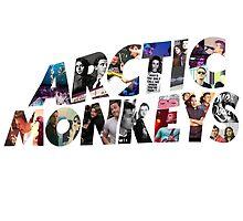 Arctic Monkeys by mahalitta